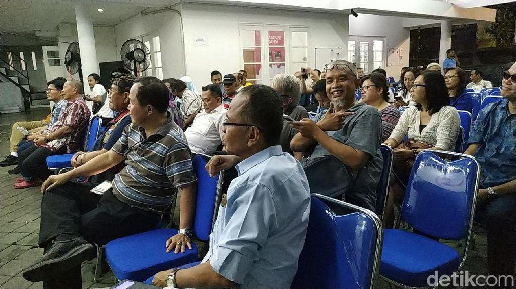 Temui Penghuni Apartemen se-Jakarta, M Taufik Puji Anies Pro-rakyat