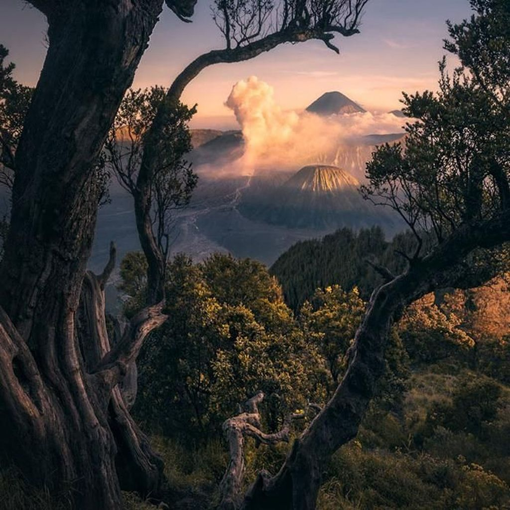 Karya Jawara Landscape Photographer of the Year Bikin Terperangah