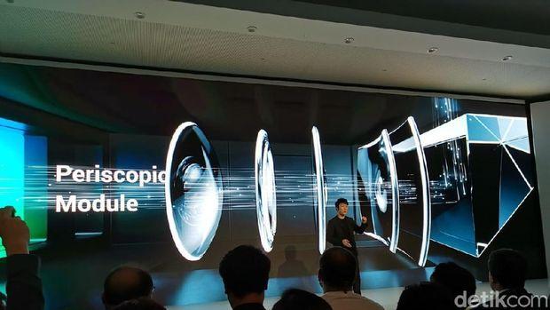 Oppo Pamer Teknologi Zoom 10x, Apa Hebatnya?