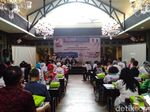 The Jokowi Center Luncurkan Aplikasi Pendeteksi Hoax