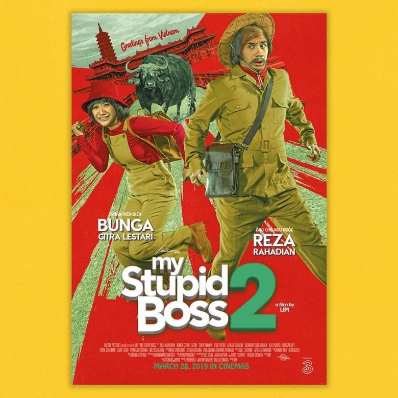 Trailer My Stupid Boss 2 Resmi Rilis, Kocak dan Penuh Ketegangan Foto: Istimewa