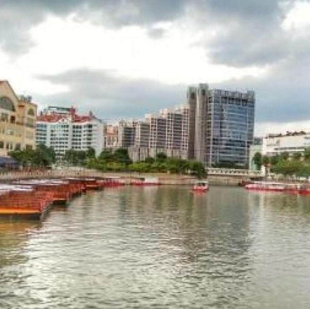Sungai Cantik dari Singapura, Tahu?