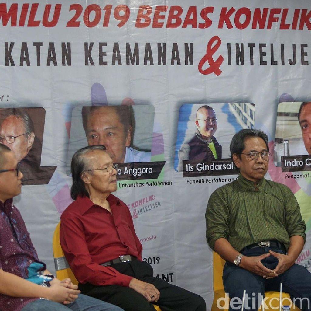 Menduga-duga Potensi Konflik Pemilu 2019