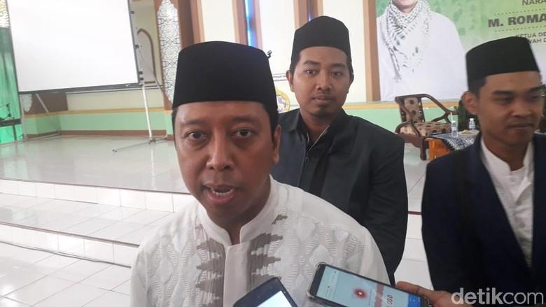 Romahurmuziy Kena OTT KPK, PPP Kota Bandung Tunggu Arahan DPP