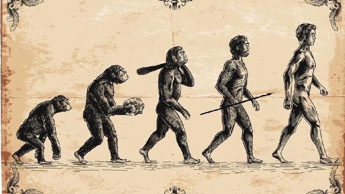 Ilustrasi nenek moyang penurun genetik manusia Indonesia. Foto: iStock
