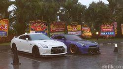 Pelihara Nissan GT-R, Sekali Servis Bisa buat Beli Motor