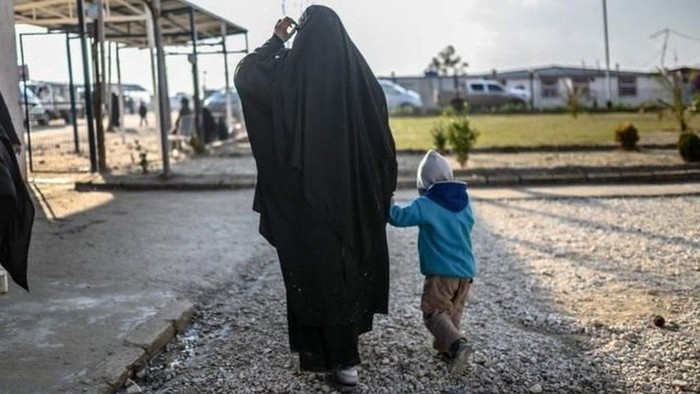 Ada ribuan anak eks anggota ISIS di Irak dan Suriah, bagaimana menanganinya