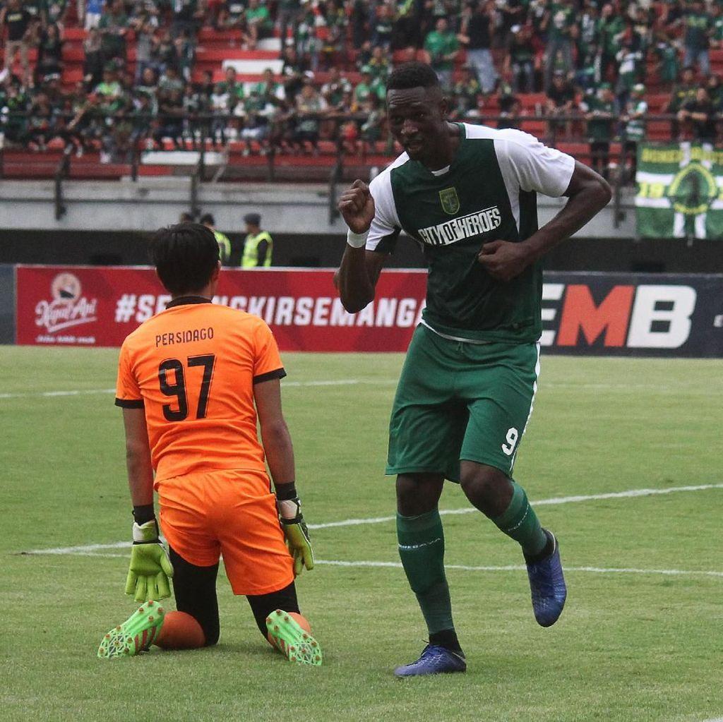 Pesta Gol ke Gawang Persidago, Persebaya Lolos Perempatfinal
