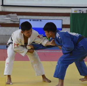 Kejurnas Judo 2019 Ajang Tolak Ukur Perkembangan Atlet Daerah