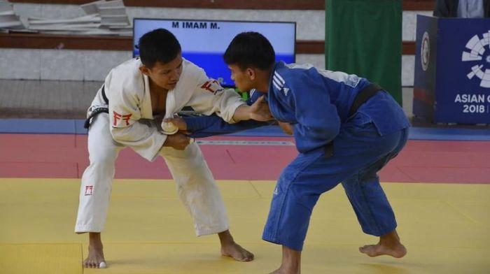 Kejurnas judo 2019. (Foto: dok.Istimewa)