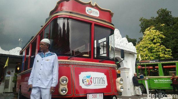 Dear Wisatawan, Kini Keliling Cirebon Cukup Pakai Citros Saja