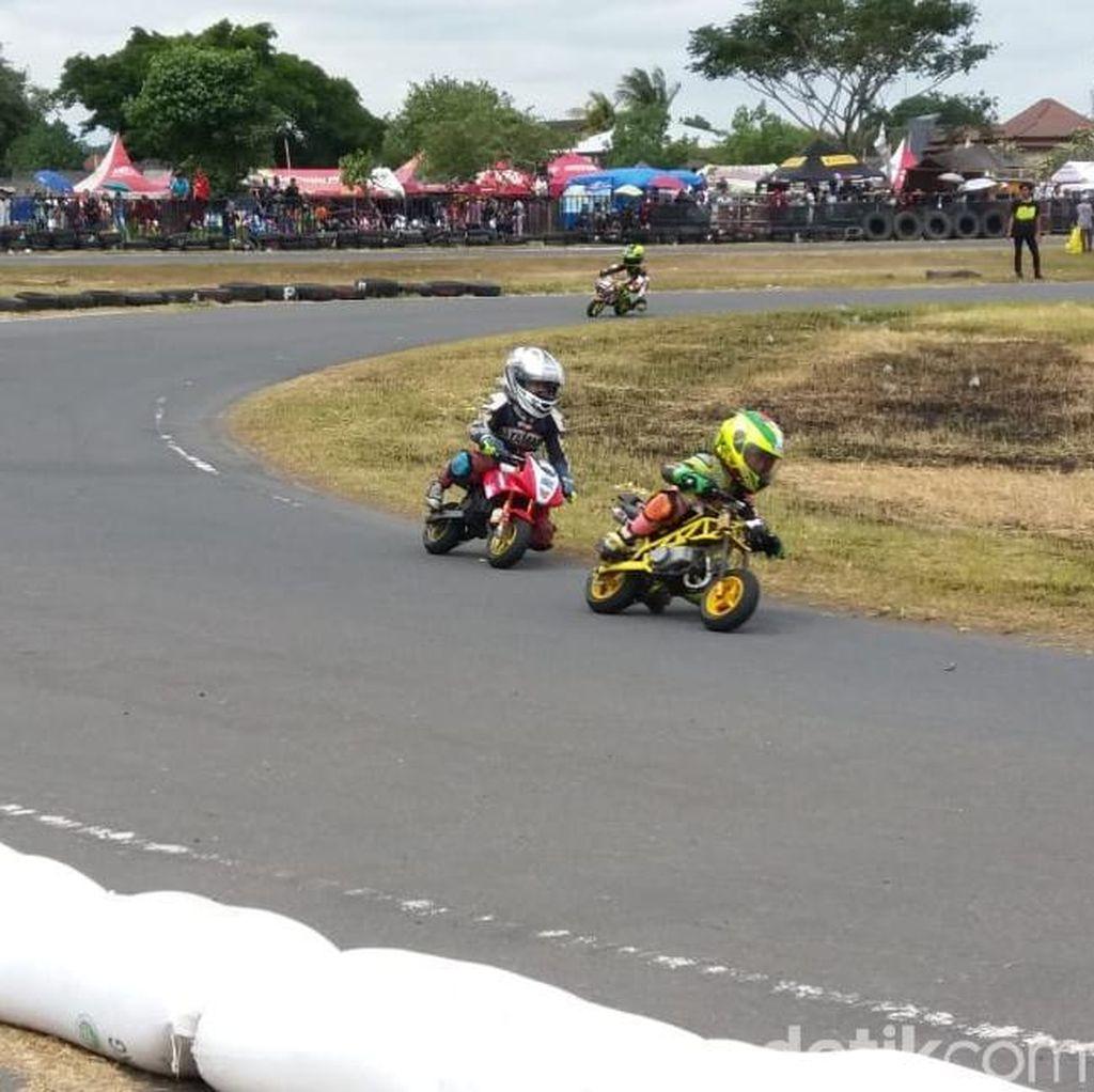 MotoGP Terwujud di Mandalika, IMI NTB Terpacu Produksi Pebalap Lokal