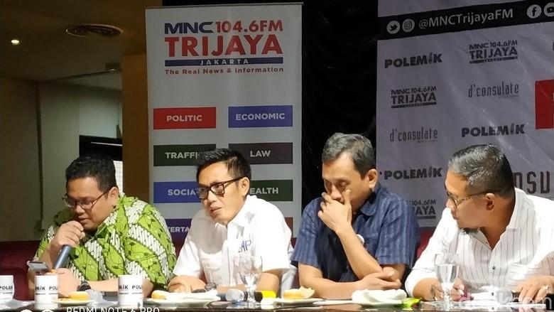 Eko Patrio: Warga Masih Bingung soal Warna Surat Suara