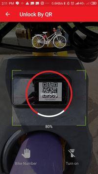 Sewa Sepeda Online di Jalan-Jalan Kota