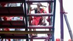 Hii! Potret Aksi Ekstrem Tatung di Festival Cap Go Meh
