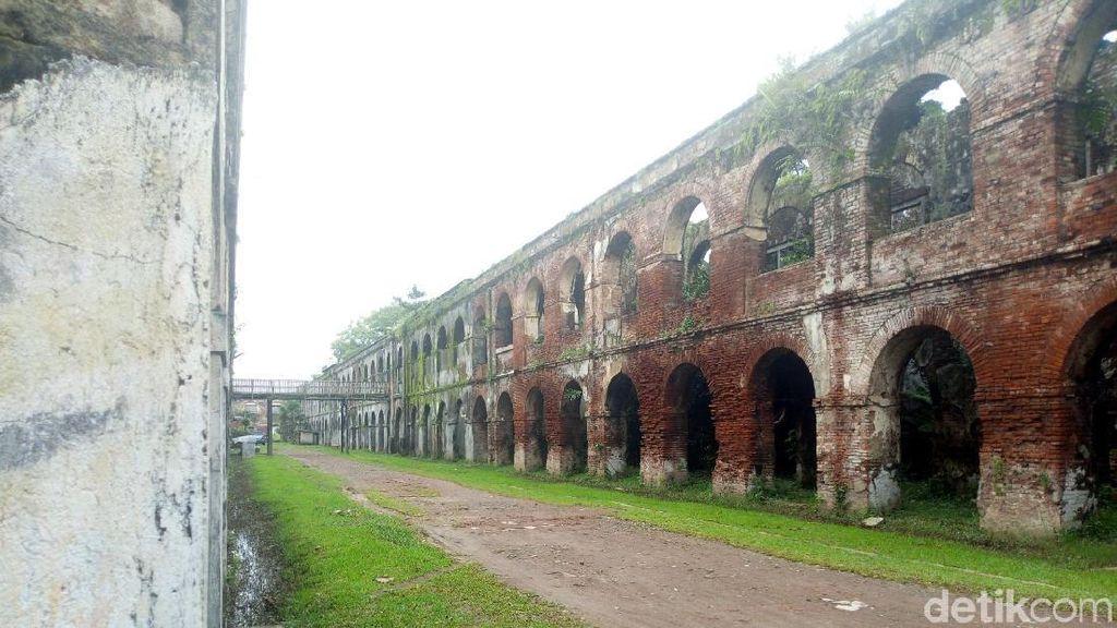 Foto: Ambarawa Juga Punya Benteng Pendem
