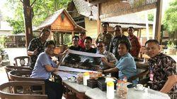 Desain Pabrik Kereta Terbesar di Indonesia Adopsi Rumah Suku Osing