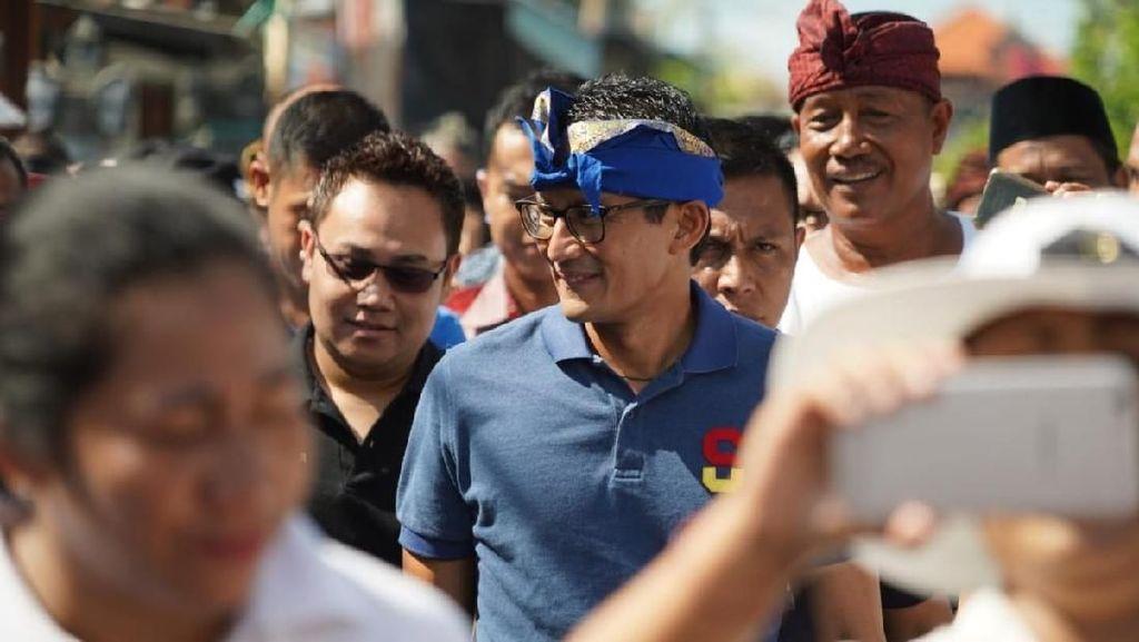 Hormati Umat Hindu, Prabowo-Sandiaga Batalkan Kampanye Saat Nyepi