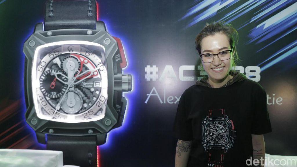 Koleksi Jam Tangan, Melodya Vanesha Utamakan Model Ketimbang Harga yang Mahal