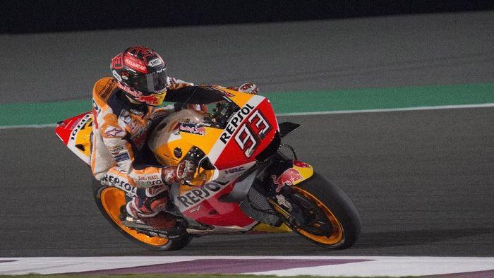 Bahu Membaik, tapi Marquez Khawatir soal Jarak dengan Yamaha dan Ducati