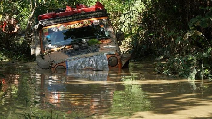 Indonesia off-Road Expedition selesai Minggu 24 Februari (dok.IOX)