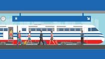 Dibuka Hari Ini, Tiket Kereta Lebaran Belum Bisa Dipesan?
