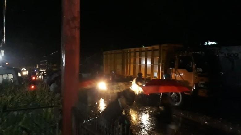Banjir Surut, Jalur Selatan Garut Kembali Normal