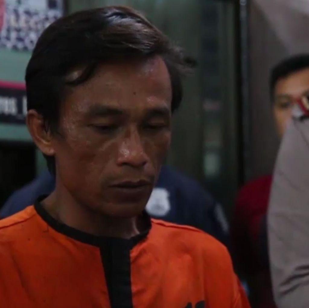 Cerita Rizal Bunuh Bos Domi karena Istrinya Ditawar Rp 200 Ribu