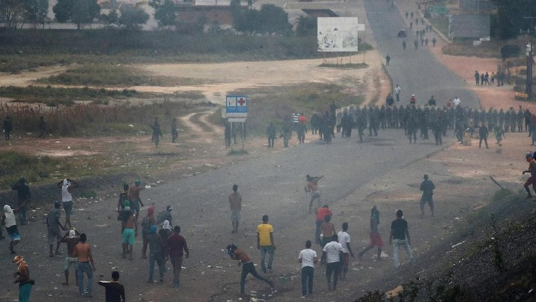 AS Jatuhkan Sanksi Ekonomi terhadap 6 Pejabat Keamanan Venezuela