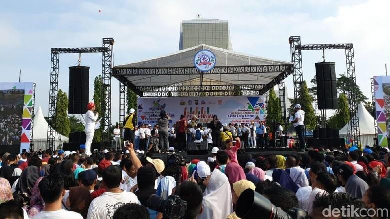 Polda Riau Gelar Acara Millennial Road Safety
