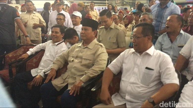 Prabowo: Elite Jakarta Kehilangan Akal Sehat, Akan Bagi Duit 17 April!