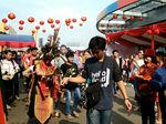 Meriahnya Perayaan Cap Go Meh di Ibu Kota