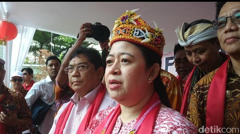 Di Festival Cap Go Meh, Menko PMK: Tetap Jaga Toleransi Umat Beragama