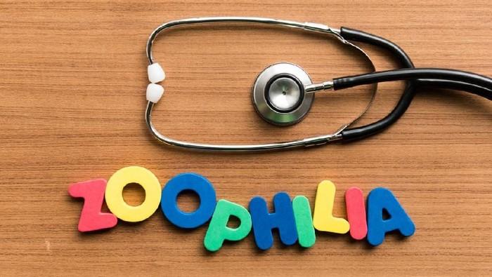 Zoofilia, salah satu perilaku seks menyimpang. Foto: iStock