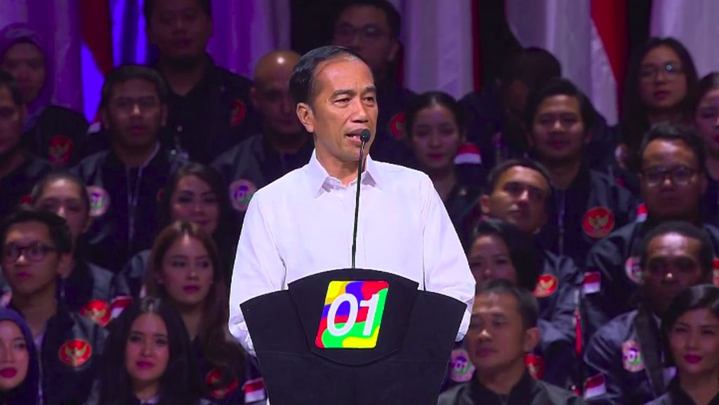 Jokowi Janjikan Dana Desa Rp 400 T, Buat Apa Saja?