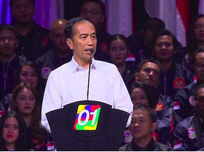 Capres Jokowi (Foto: Screenshot)