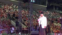 Didukung Arus Baru Muslimah, Maruf: Ketemu Saya Lagi Saat Wapres Ya!