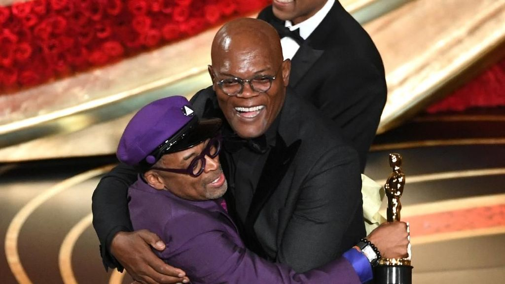 BLACKkKLANSMAN Film Rasis soal Cinta Vs Kebencian Raih Oscar Pertama