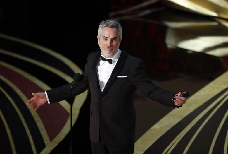 Alfonso Cuaron. Foto: REUTERS/Mike Blake