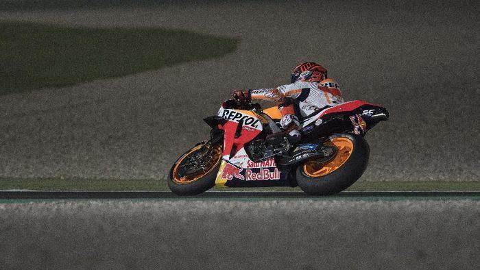 MotoGP Qatar 2019 masih akan digelar sesuai jadwal semula. (Foto: Mirco Lazzari gp/Getty Images)