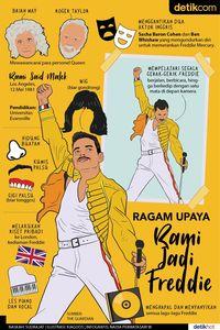 Siapa Rami Malek Sebelum Perankan Freddie Mercury?