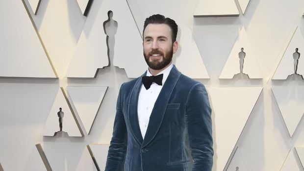 HOLLYWOOD, CALIFORNIA - FEBRUARY 24: Chris Evans attends the 91st Annual Academy Awards at Hollywood and Highland on February 24, 2019 in Hollywood, California. (Photo by Frazer Harrison/Getty Images)