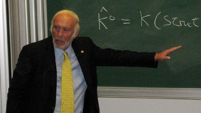 Kisah Inspiratif Jim Simons. Foto: Wikipedia