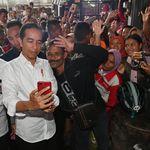 Cerita Jokowi Rintis Usaha dari Nol