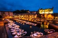 Usut punya usut, Ondarroa merupakan tempat parkirnya yacht untuk lanjut ke Kota Bilbao atau destinasi lainnya di Spanyol (iStock)