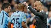 Fernandinho Tumbal Kemenangan Man City atas MU