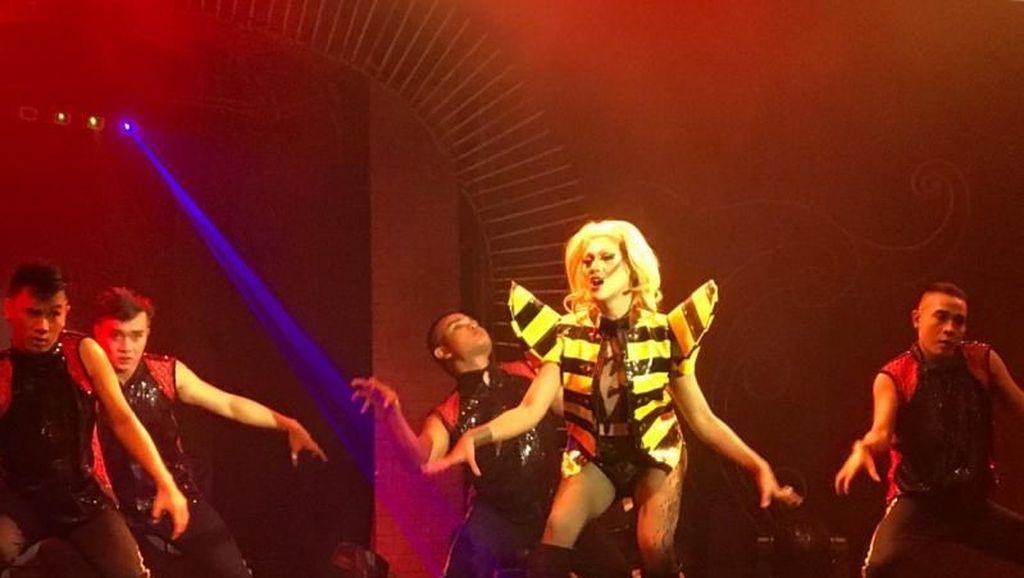 Lady Gaga Hingga Inul Dalam Satu Panggung di Yogyakarta