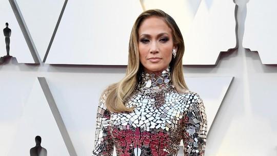 Kilauan Jennifer Lopez di Oscar 2019