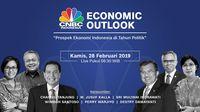 JK Sampai Sri Mulyani Siap Paparkan Arah Ekonomi RI 2019
