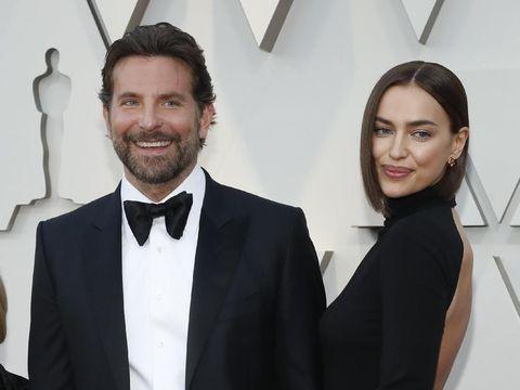 Bradley Cooper dan Irina Shayk